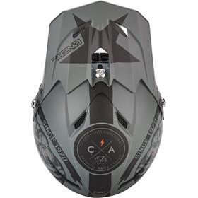 O'Neal Fury RL Helmet california-black/grey